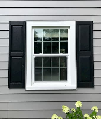 New Single-Hung Windows Beautify Upper Arlington Home