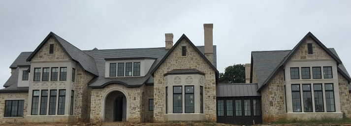 dallas home gets new wood casement windows