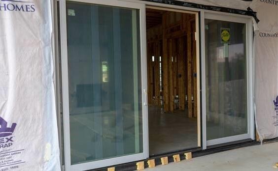 Multi Sliding Patio Door Installation