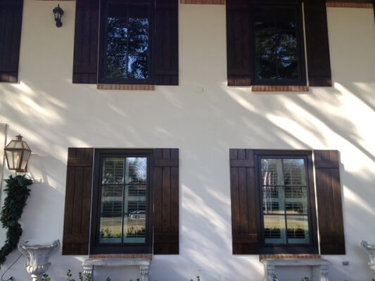 Pella Replacement Windows >> Before and After: Dallas Home Renovation with New Wood Windows