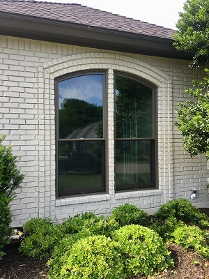 new wood single hung windows for dalas tx home