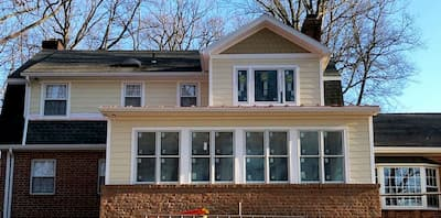 Lifestyle Series Windows Perfect for Glen Rock Addition