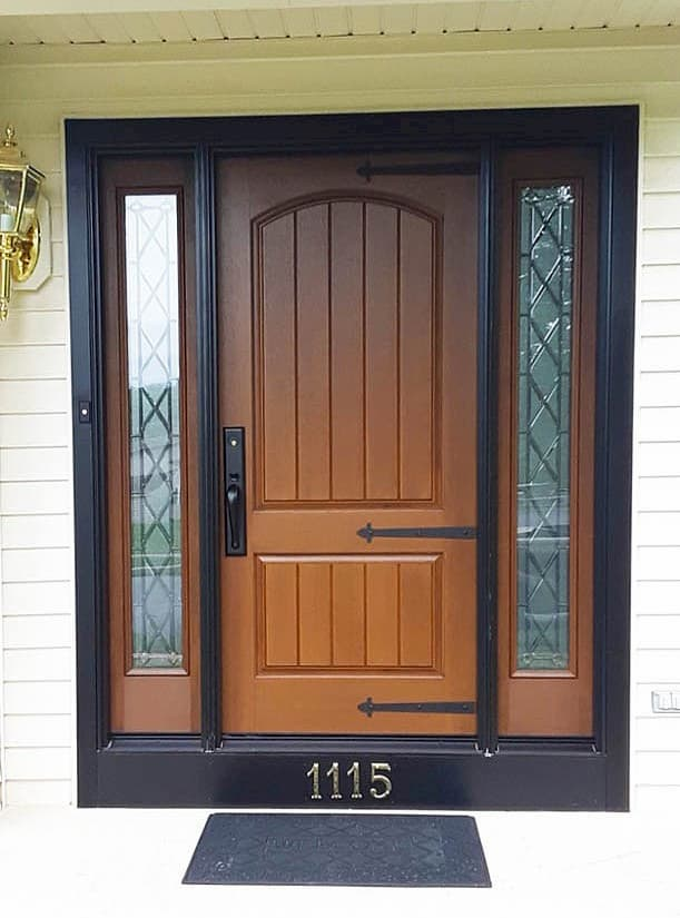 Pella Entry Doors With Sidelights