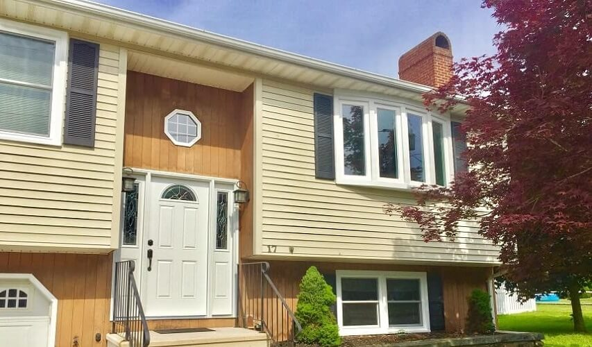 New Vinyl Windows Provide Better Energy Efficiency in Naugatuck Home