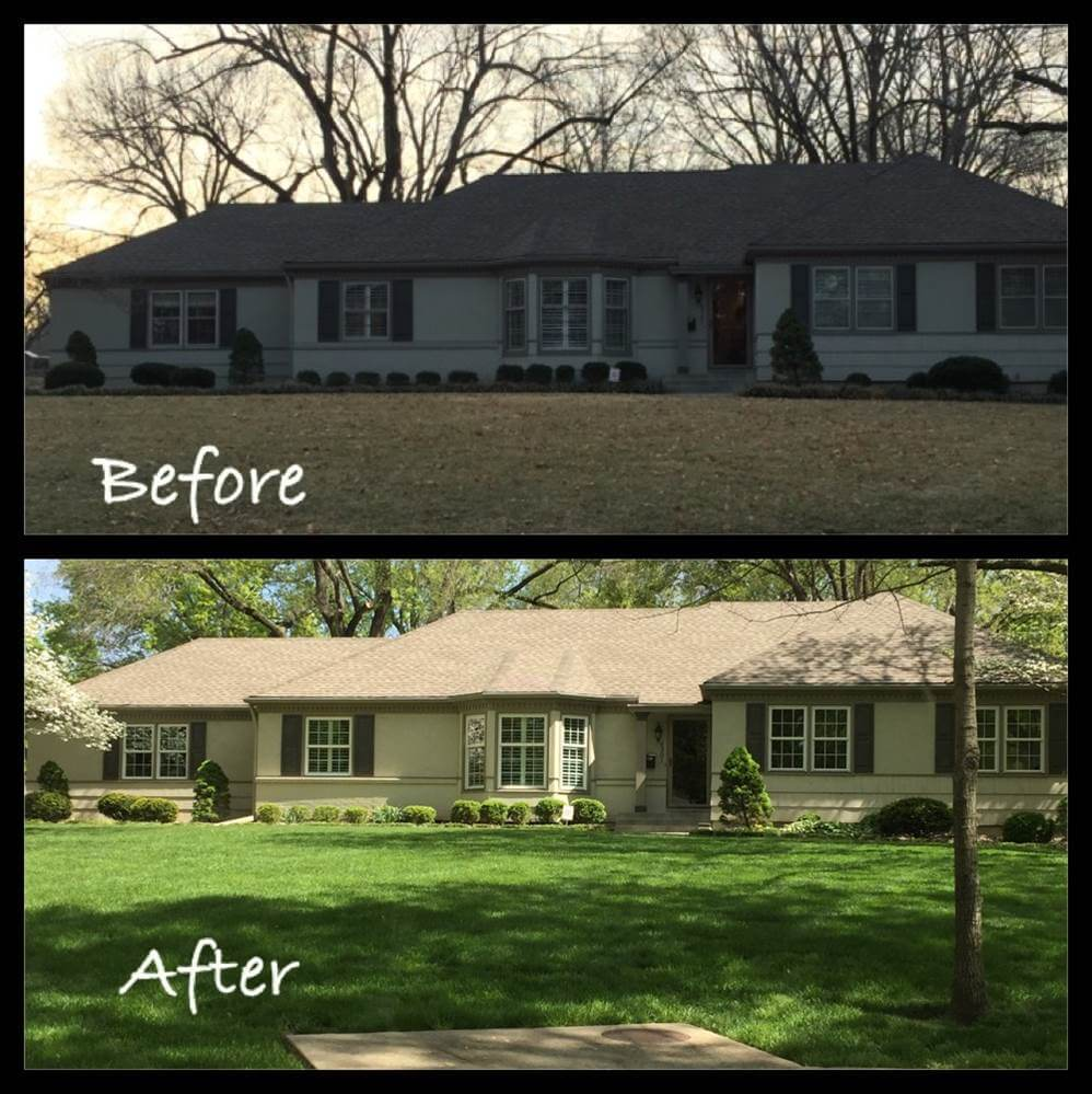 Impervia Double-Hung Fiberglass Replacement Windos - Roseland Park Kansas