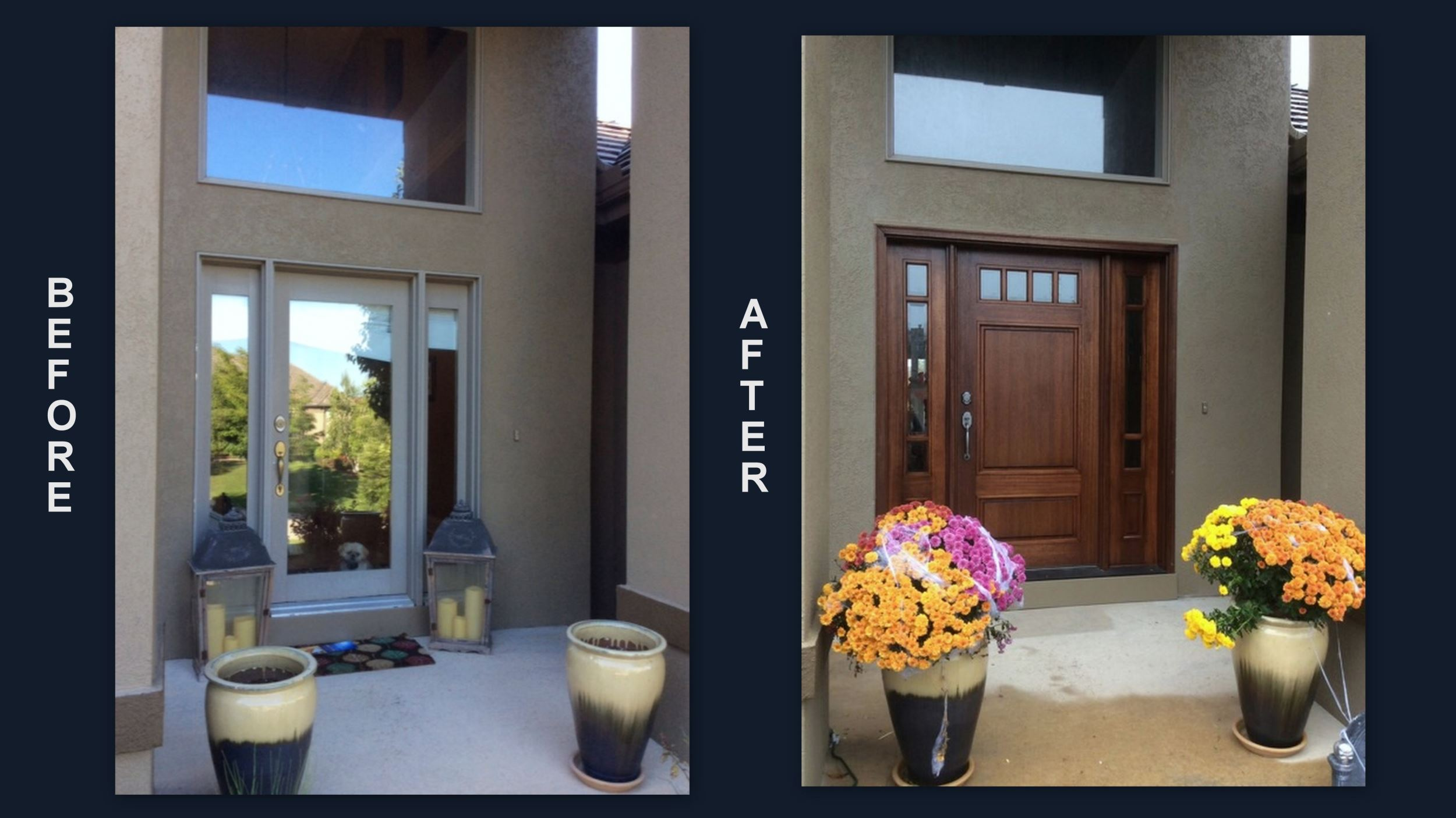 Creating A Luxury Front Door That Leaves An Impression