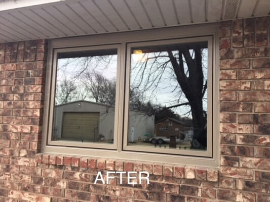 Before and After: Kitchen Window Replacement