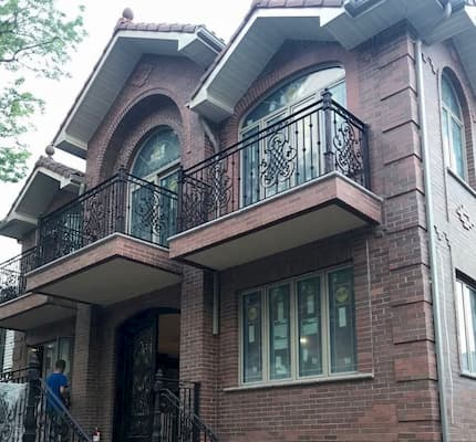 Custom Queens Home Gets Aesthetic Facelift
