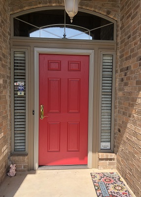 Entry Door Replacement After
