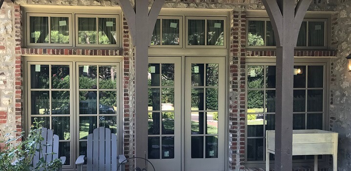 25 Year Old Tulsa Home Gets Wood Window Makeover