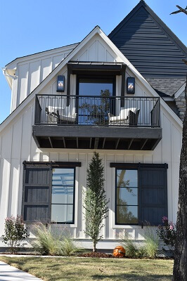 new wood casement windows for oklahoma home