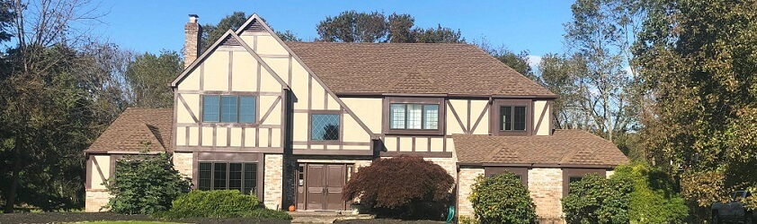 Replacement Windows Eliminate Draft In Tudor Style Home