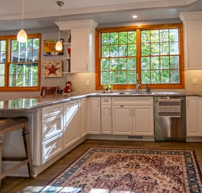 award winning kitchen windows