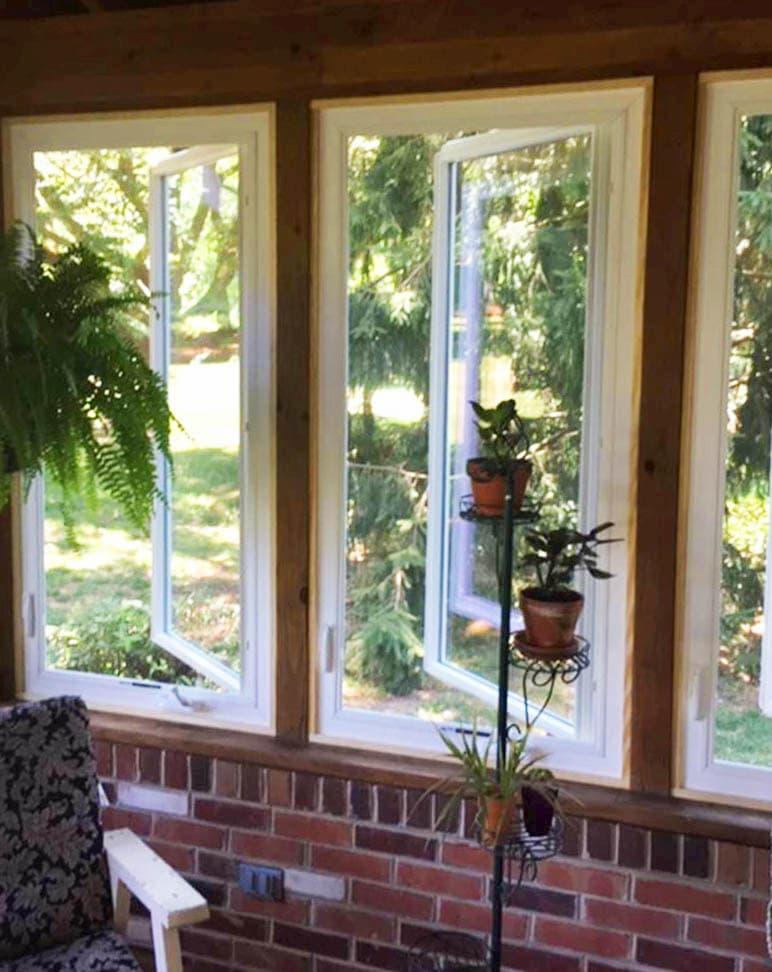 Replacement Casement Windows Enhance Airflow Pella