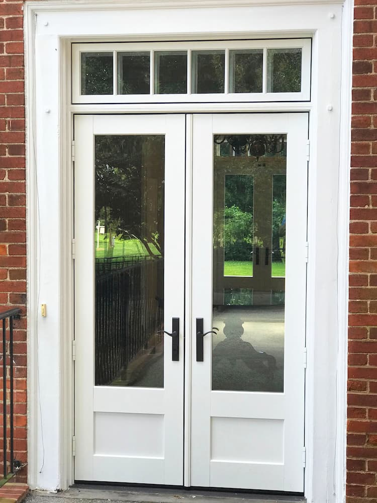 Architect Series Reserve French Doors Re Historic Home