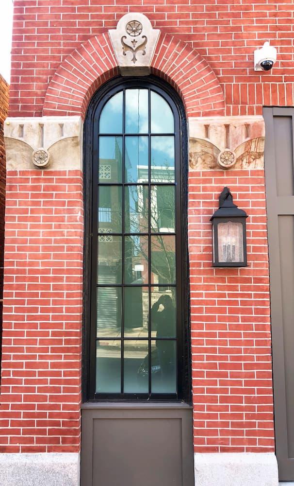 Wood Windows Patio Doors Refresh Historic Firehouse