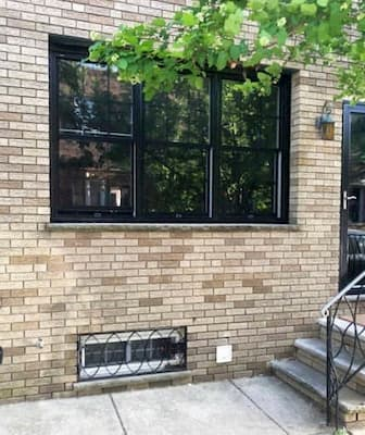 New Front Windows Modernize Philadelphia Home