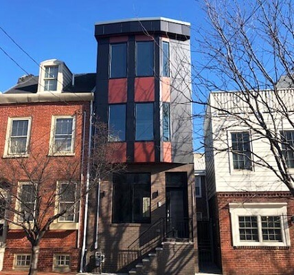 Window Replacement Preps Queen Village Home for Sale