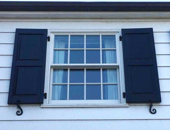 new wood double-hung window replacement