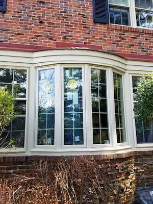 30-Year-Old Pella Windows Replaced with Aluminum Clad Pella Windows