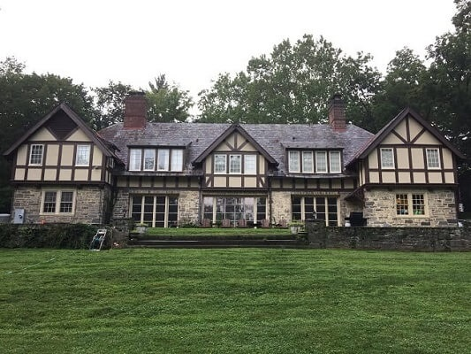 Solution for Historic Home in Gladwyne, PA