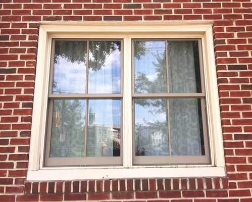 new wood double-hung windows