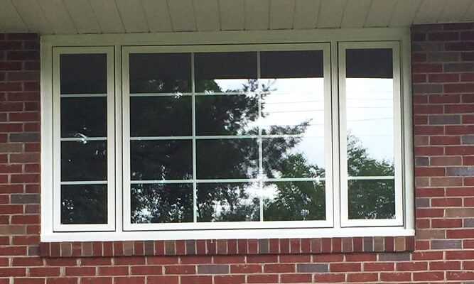 Casement Picture Window After