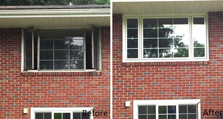 New Casement Window Improves Energy Efficiency of Home