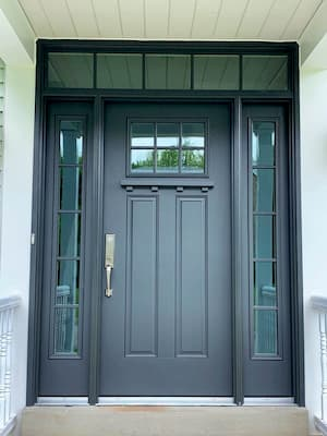 New Entry Door System Transforms Cranberry Home Pella
