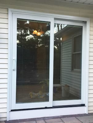 Lifestyle Sliding Door Replacement Upgrades Erie Patio