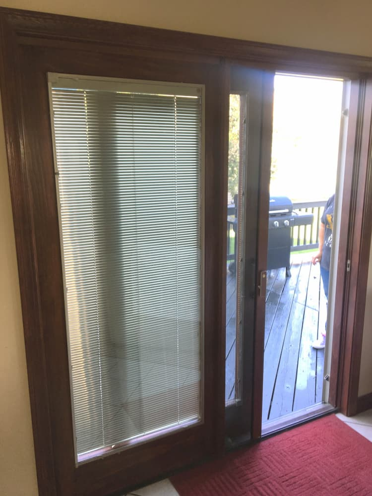 Pella 174 Lifestyle Series Patio Door Upgrades Erie Home