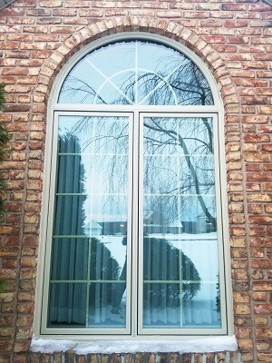 New Casement Windows Are A Perfect Fit for Brick Home in State College