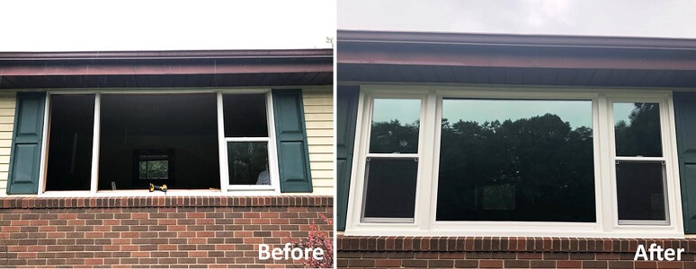Replacement Vinyl Windows Improve Energy Efficiency For