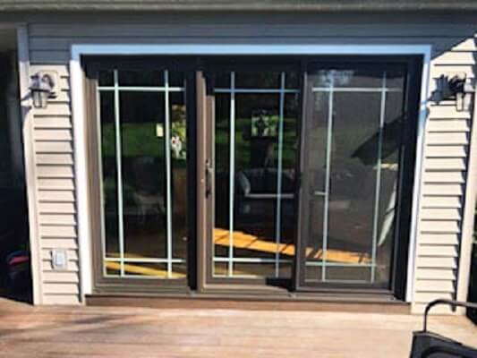 New Sliding Patio Door Offers Better Functionality