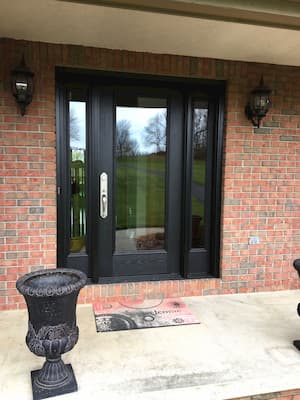 Pittsburgh Home Gets Three Replacement Doors