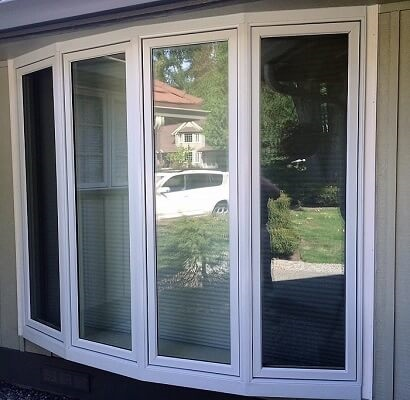 Bow Window Replacement in Redmond, WA