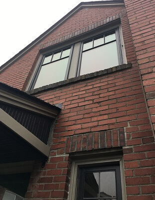 seattle home gets new wood casement and awning windows