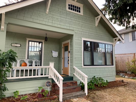 Seattle Home Sees Transformation with New Windows Throughout Home