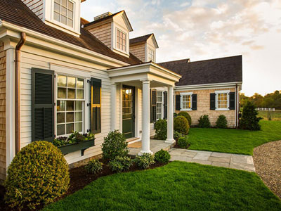 Architect Series Windows Brighten 2015 HGTV Dream Home