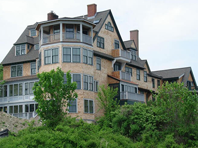 Bancroft on the Bluffs Renovated with Architect Series Windows