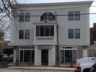 Architect Series Windows Fit Historic Look of The Attwater Hotel