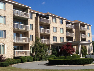 Fiberglass Windows Fit Needs of Valley View Condos