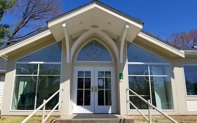All-New Wood Windows and Doors Modernize Charlottesville Church