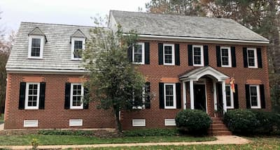 Pella® 250 Series Windows Add Functional Beauty to Henrico Home