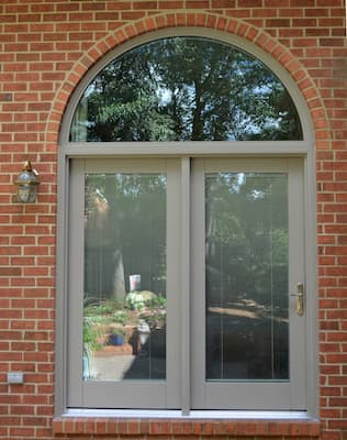 Updated French Patio Doors in Henrico