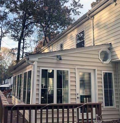 Vinyl Windows Revitalize Midlothian Home Pella Virginia