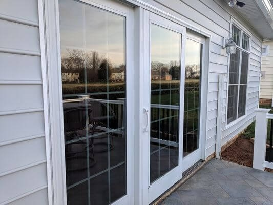 Entry Door u0026 Patio Door Upgrade - Chester VA & Virginia Window Replacement | Pella Windows u0026 Doors