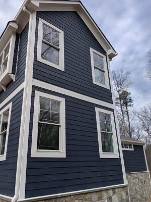 midlothian home gets new wood double hung windows