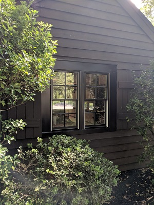 richmond virginia home gets new wood double hung windows with diamond grilles