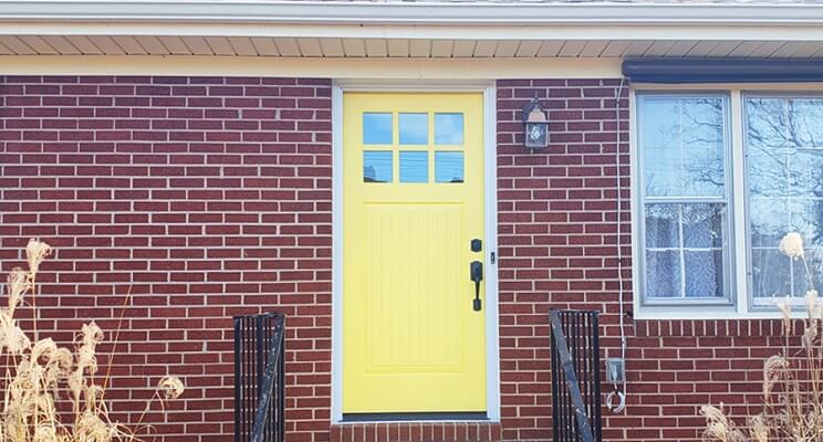 Rockville Homeowners Add New Custom Doors for Personal Touch